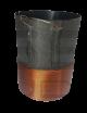 bobina 100.1 - 106 altezza 60 - doppia 1.8 ohm 4 strati rame tondo