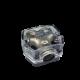 Distributore massa  100mmq - 2*50mmq - sdoppiatore