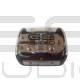 Portafusibile doppio AFS con fusibili a scelta 50A /80A / 100A - IN 35 mmq - OUT 2x 25 mmq